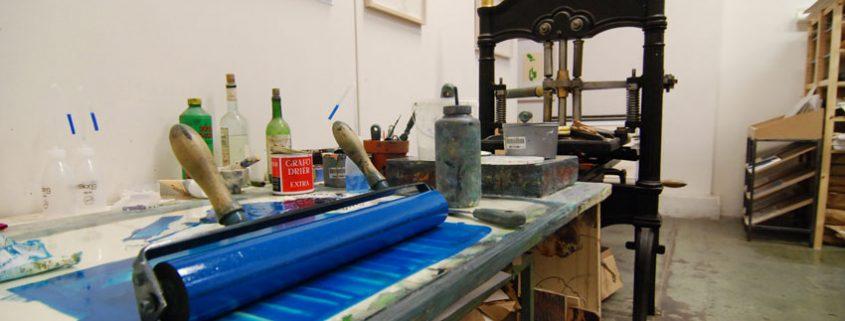 Hochdruckpartner - Blick in die Werkstatt